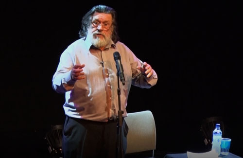 Filming Edinburgh Fringe with Ricky Tomlinson
