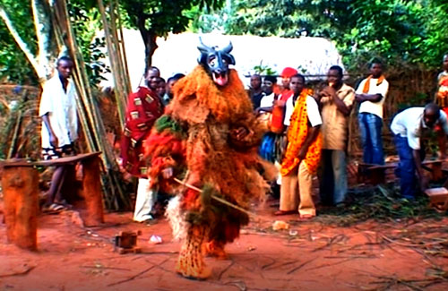 Filming of Masquerades in Nigeria for International Slavery Museum