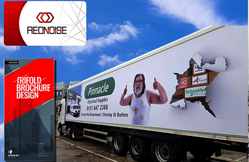 Digital Imagery from Business Cards to Big Graphics (side of truck)